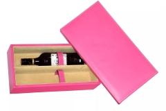 caja rosa