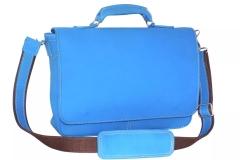 maletin ternera azul